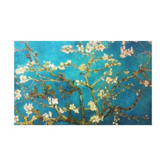 フィンセント・ファン・ゴッホのアーモンド木の芸術 キャンバスプリント