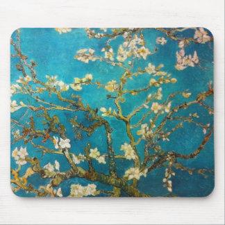 フィンセント・ファン・ゴッホのアーモンド木の芸術 マウスパッド