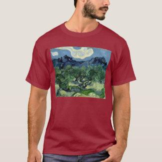 フィンセント・ファン・ゴッホのオリーブ(1889年) Tシャツ