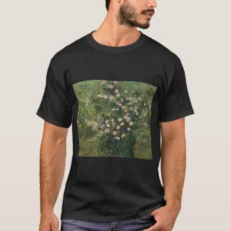 フィンセント・ファン・ゴッホのバラのフィンセント・ファン・ゴッホのバラのチタニウム Tシャツ