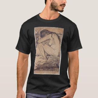 フィンセント・ファン・ゴッホの悲哀ヴィンチェンツォウィレムゴッホ Tシャツ