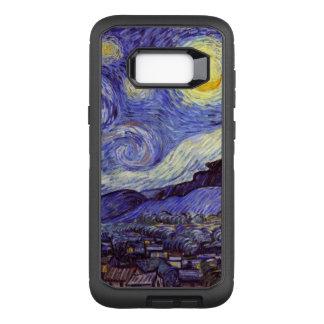 フィンセント・ファン・ゴッホの星明かりの夜ヴィンテージのファインアート オッターボックスディフェンダーSamsung GALAXY S8+ ケース