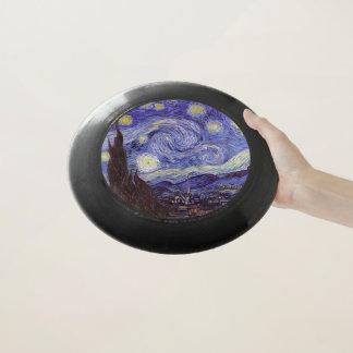 フィンセント・ファン・ゴッホの星明かりの夜ヴィンテージのファインアート Wham-Oフリスビー