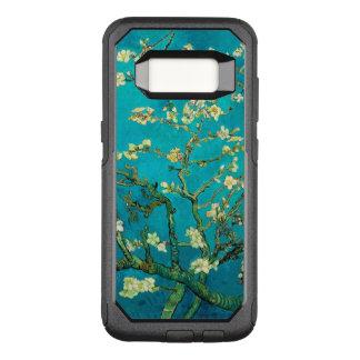 フィンセント・ファン・ゴッホの活気付くアーモンド木の花柄の芸術 オッターボックスコミューターSamsung GALAXY S8 ケース