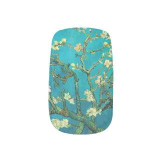フィンセント・ファン・ゴッホの活気付くアーモンド木の花柄の芸術 ネイルシール