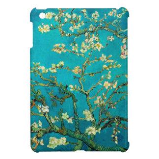 フィンセント・ファン・ゴッホの活気付くアーモンド木の花柄の芸術 iPad MINI カバー