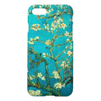 フィンセント・ファン・ゴッホの活気付くアーモンド木の花柄の芸術 iPhone 7ケース