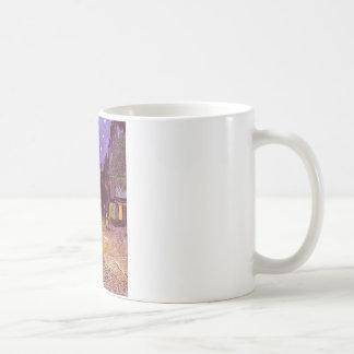 フィンセント・ファン・ゴッホの絵画: ゴッホのカフェ コーヒーマグカップ