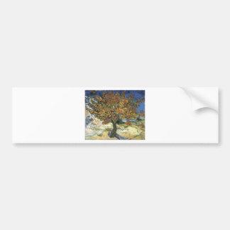 フィンセント・ファン・ゴッホの絵画: ゴッホのクワ バンパーステッカー