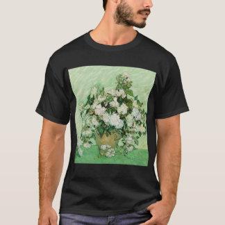 フィンセント・ファン・ゴッホの絵画、バラ1890年 Tシャツ