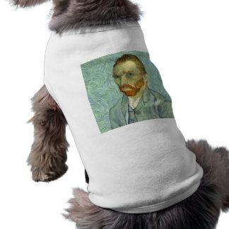 フィンセント・ファン・ゴッホの自画像のファインアートの絵画 ペット服