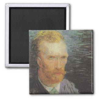 フィンセント・ファン・ゴッホの自画像の灰色 マグネット