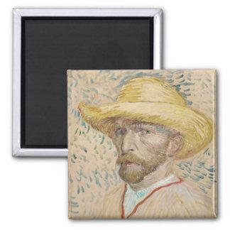 フィンセント・ファン・ゴッホの自画像の磁石 マグネット