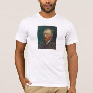 フィンセント・ファン・ゴッホの自画像- 1887年 Tシャツ