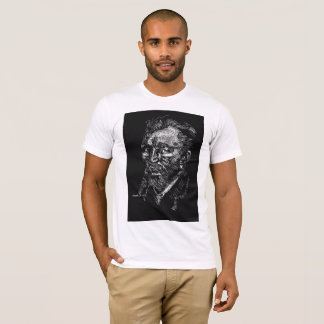 フィンセント・ファン・ゴッホの芸術のTシャツ Tシャツ