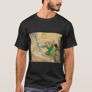 フィンセント・ファン・ゴッホのla r surrection de lazare d 4月s tシャツ
