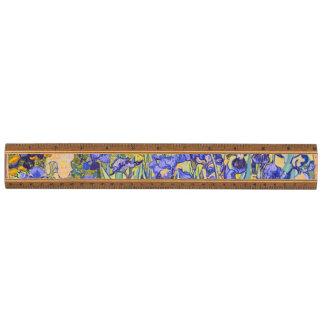 フィンセント・ファン・ゴッホは花のヴィンテージのファインアートを絞ります 定規