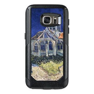 フィンセント・ファン・ゴッホを絵を描く教会Auvers-sur-Oise オッターボックスSamsung Galaxy S7ケース