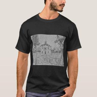 フィンセント・ファン・ゴッホパビリオンのフィンセント・ファン・ゴッホのTh Tシャツ