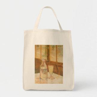フィンセント・ファン・ゴッホ著アブサンが付いている静物画 トートバッグ