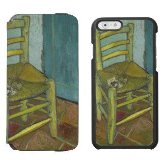 フィンセント・ファン・ゴッホ著ゴッホの椅子 INCIPIO WATSON™ iPhone 5 財布型ケース