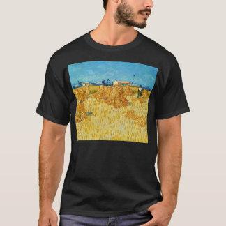 フィンセント・ファン・ゴッホ著プロバンスの収穫 Tシャツ