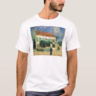 フィンセント・ファン・ゴッホ著夜のホワイトハウス Tシャツ