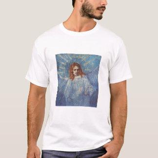 フィンセント・ファン・ゴッホ著天使 Tシャツ