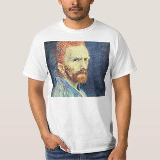 フィンセント・ファン・ゴッホ著短い髪を搭載する自画像 Tシャツ
