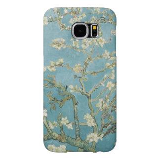 フィンセント・ファン・ゴッホ著花のアーモンド木 SAMSUNG GALAXY S6 ケース