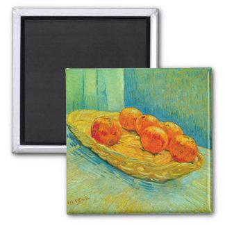 フィンセント・ファン・ゴッホ著6個のオレンジ マグネット