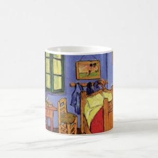 フィンセント・ファン・ゴッホ著Arlesのヴィンチェンツォの寝室 コーヒーマグカップ
