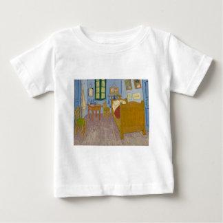 フィンセント・ファン・ゴッホ著Arlesのヴィンチェンツォの寝室 ベビーTシャツ