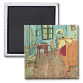 フィンセント・ファン・ゴッホ著Arlesの寝室 マグネット