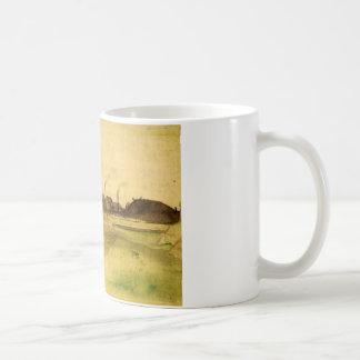 フィンセント・ファン・ゴッホ著Borinageの炭鉱 コーヒーマグカップ