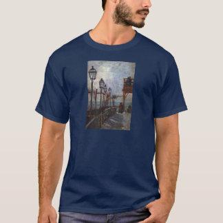 フィンセント・ファン・ゴッホ著Montmartre Tシャツ
