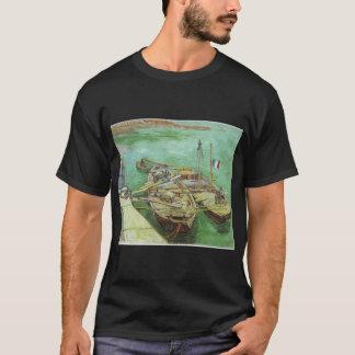 フィンセント・ファン・ゴッホ0015のbeschreibungのヴィンチェンツォのバンは行きます tシャツ
