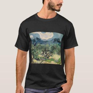 フィンセント・ファン・ゴッホ1853 1890オリーブ1889年 Tシャツ