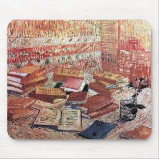 フィンセント・ファン・ゴッホ1887年著静物画 マウスパッド