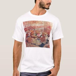 フィンセント・ファン・ゴッホ1887年著静物画 Tシャツ