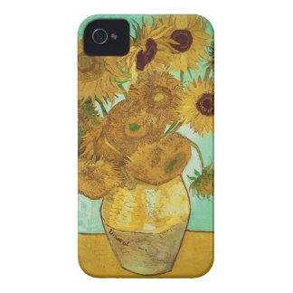フィンセント・ファン・ゴッホ|のヒマワリ1888年 Case-Mate iPhone 4 ケース