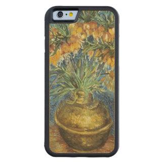 フィンセント・ファン・ゴッホ|のヨウラクユリのFritillaries CarvedメープルiPhone 6バンパーケース