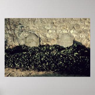 フィンセント・ファン・ゴッホ|の墓、ヴィンチェンツォ、セオゴッホ ポスター