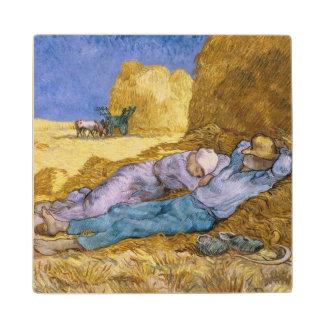 フィンセント・ファン・ゴッホ|の正午、キビの後の昼寝、 ウッドコースター