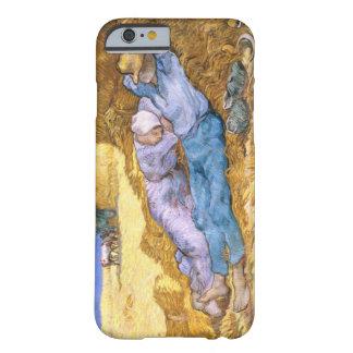 フィンセント・ファン・ゴッホ|の正午、キビの後の昼寝、 BARELY THERE iPhone 6 ケース