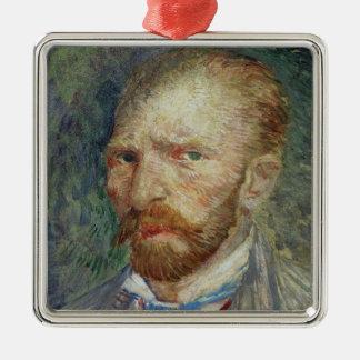 フィンセント・ファン・ゴッホ|の自画像1887年 メタルオーナメント