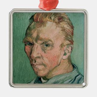 フィンセント・ファン・ゴッホ|の自画像1889年 メタルオーナメント