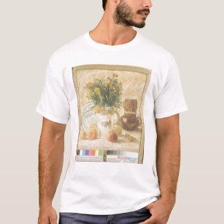 フィンセント・ファン・ゴッホ の静物画1887年 Tシャツ