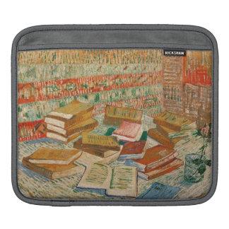 フィンセント・ファン・ゴッホ|イエローブック1887年 iPadスリーブ