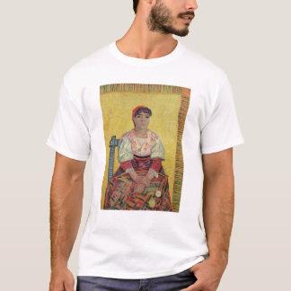 フィンセント・ファン・ゴッホ イタリア人: Agostina Segatori Tシャツ